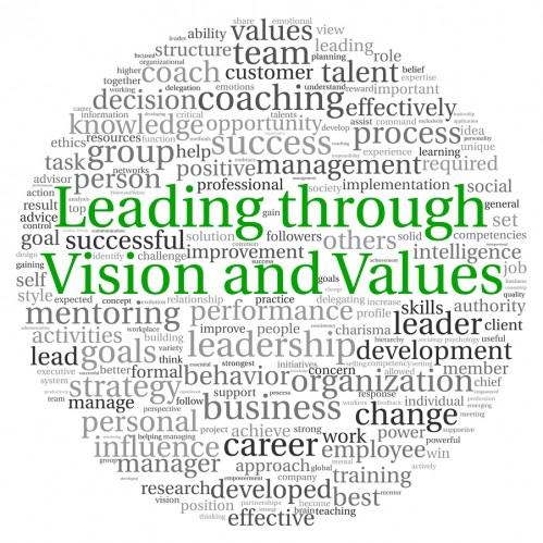 Leading-by-Values